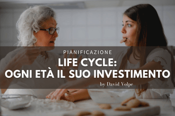 INVESTIRE IN BASE ALL'ETA'