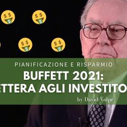 Buffett Lettera agli investitori 2021
