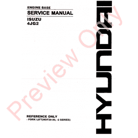 Isuzu nkr 250 3.6 workshop manual