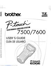 Pt 2600 user manual
