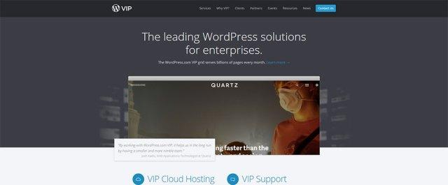 WordPress VIP