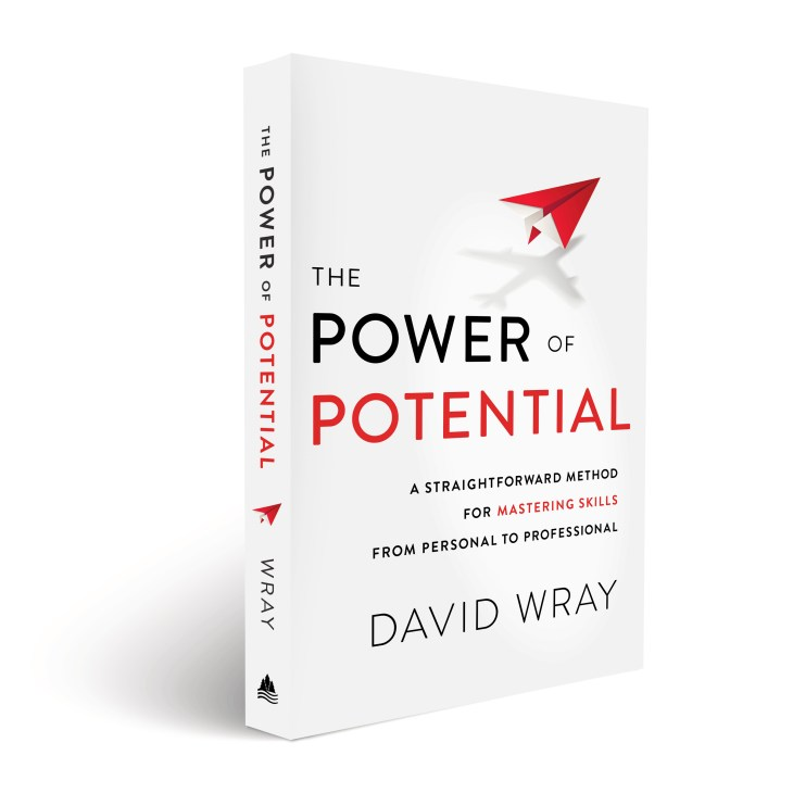 The Power of Potential cover, authored by David Wray