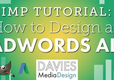 How to Design an Adwords Ad in GIMP