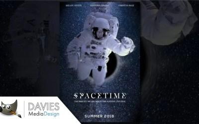 कैसे GIMP में एक फिल्म पोस्टर बनाने के लिए (पाठ संस्करण)