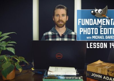 Fundamentals of Photo Editing | Lesson 14 | Exporting Images