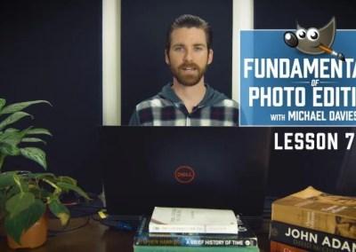Fundamentos da edição de fotos | Lição 7 | Ajustando os níveis da sua imagem