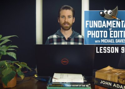 Fundamentals of Photo Editing | Lesson 9 | Adjusting the Color Temperature