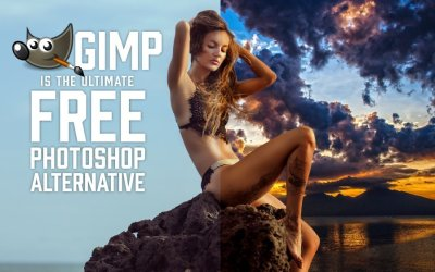 A GIMP az Ultimate Free Photoshop Alternative
