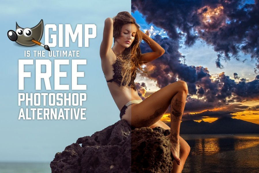 GIMP is the Ultimate Free Photoshop Alternative