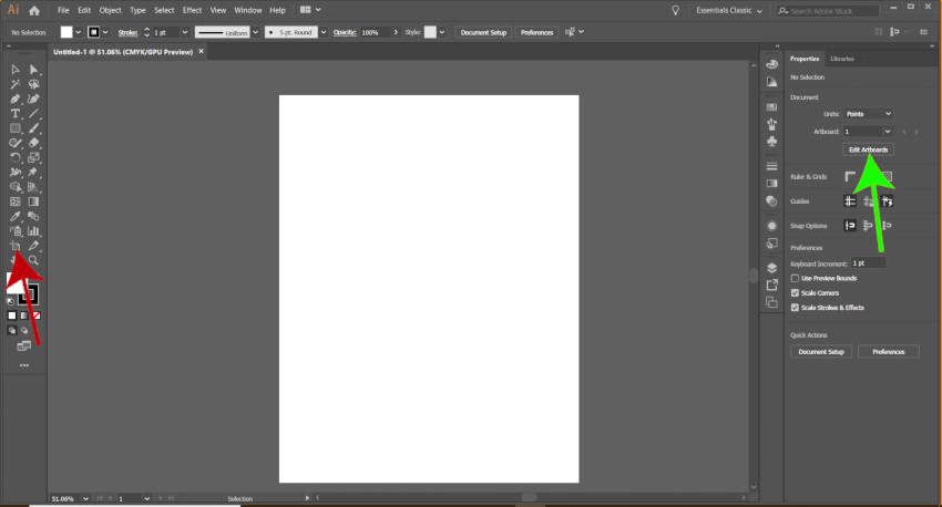 Ferramenta Artboard Illustrator vs Inkscape Tutorial