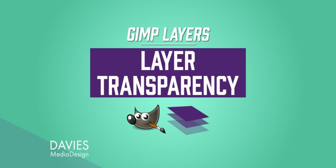 Camadas do GIMP Layer Transparency Help Article