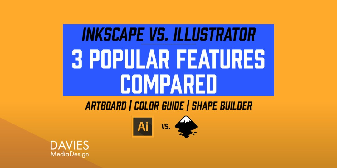 Inkscape vs Illustrator 3 Popular Features Compared Article