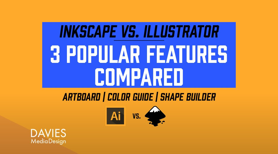 Inkscape vs. Illustrator: 3 Wichteg Feature Verglach