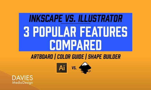 Inkscape vs. Illustrator: 3 Funzioni importanti a confronto