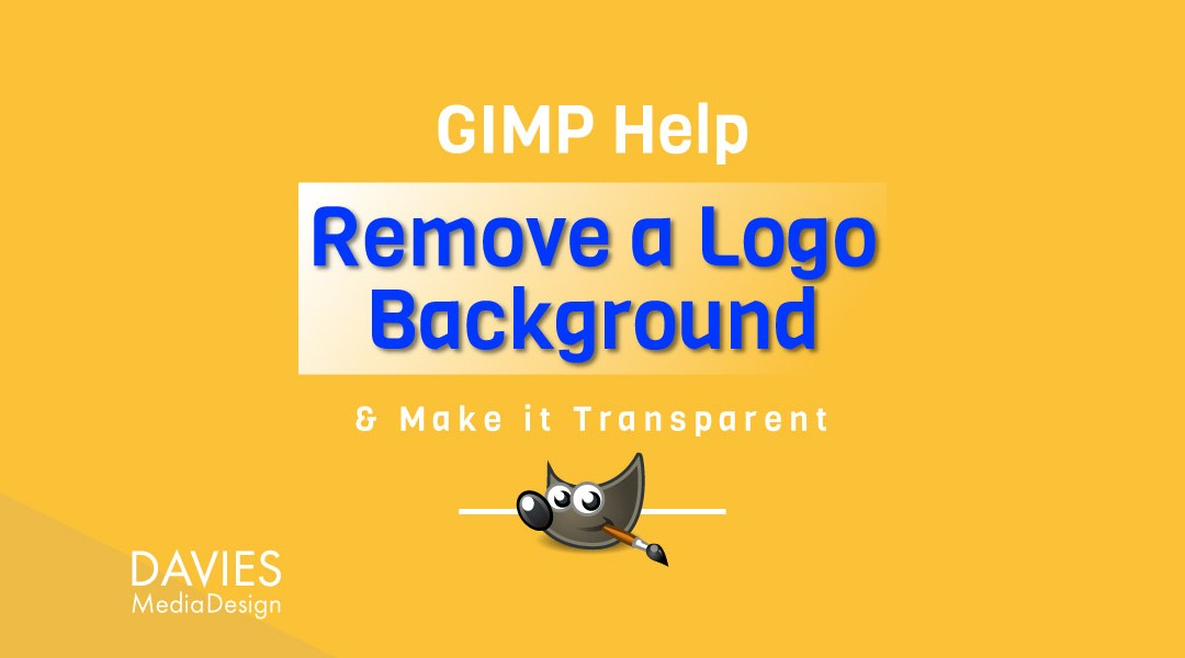 GIMP Help: Remove JPEG Logo Background in GIMP Tutorial Article