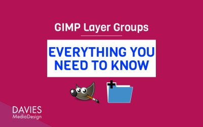 GIMP लेयर ग्रुप: सब कुछ जो आपको जानना आवश्यक है