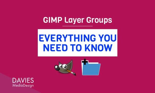 GIMP-kihirühmad: kõik, mida peate teadma