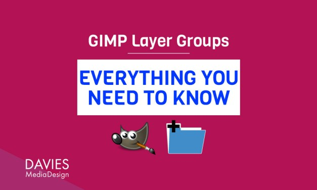 GIMPレイヤーグループ:知っておくべきことすべて