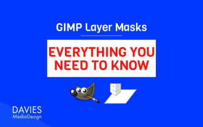 Máscaras de capa GIMP: todo lo que necesita saber