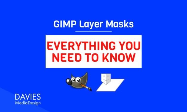 GIMPレイヤーマスク:知っておくべきすべて