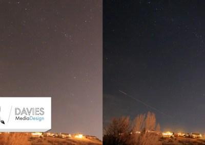 Cómo editar astrofotografía en GIMP