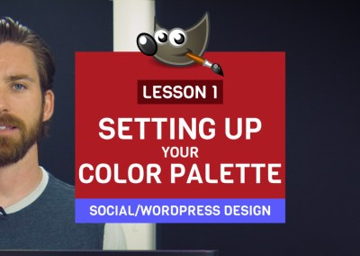 Lecture 1: Setting Up Your Color Palette