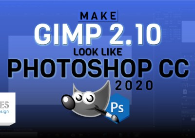 Make GIMP 2.10 Look Like Photoshop CC 2020