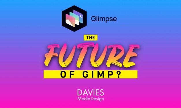 Glimpse Image Editor - GIMP nākotne?