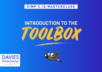 Introduktion till GIMP Toolbox