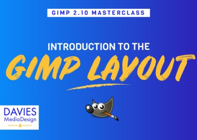 Introduktion till GIMP-layout (2020)