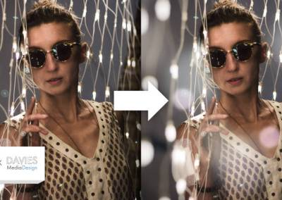 """How to Create That """"Famous"""" Bokeh Effect in GIMP"""