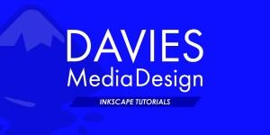Inkscape Tutorials from Davies Media Design