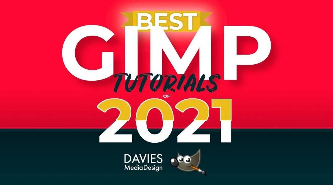 10 beste GIMP-zelfstudies van 2021 (tot nu toe)