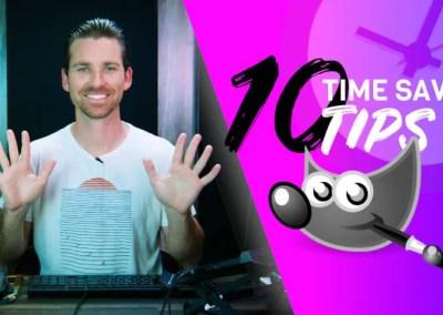 10 Tips Menghemat Waktu untuk GIMP (2021)