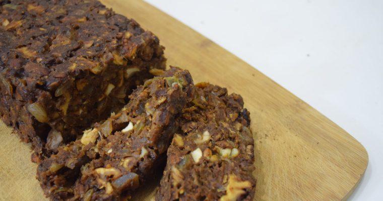 Herby Nut Loaf (Gluten-free)