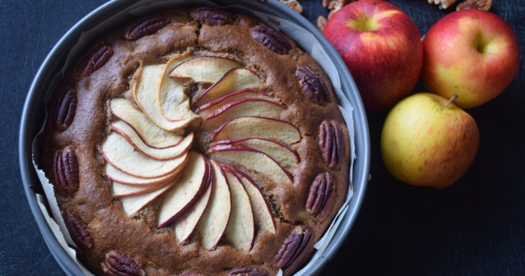 Hearty Apple Cake
