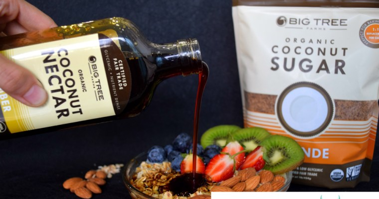 Review: Organic Coconut Nectar