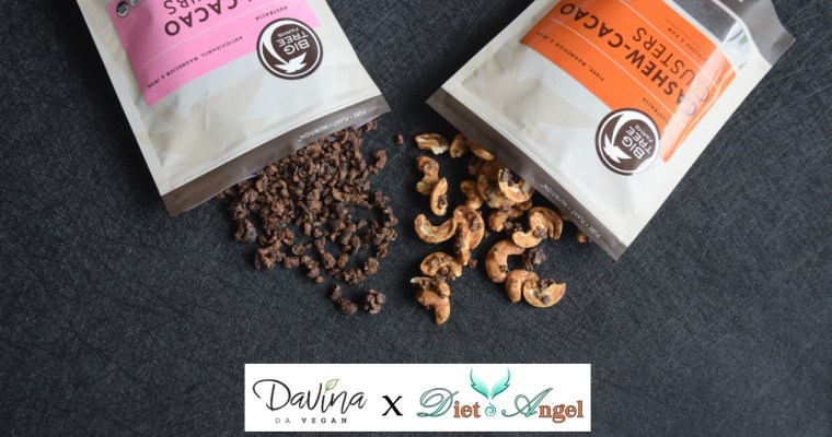 Review: Raw Cacao Sweet Nibs and Cashew Cacao Clusters