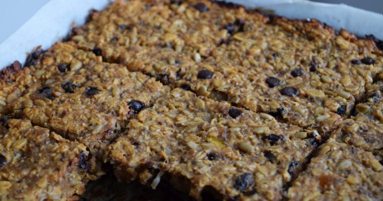 Simple Energy Bars