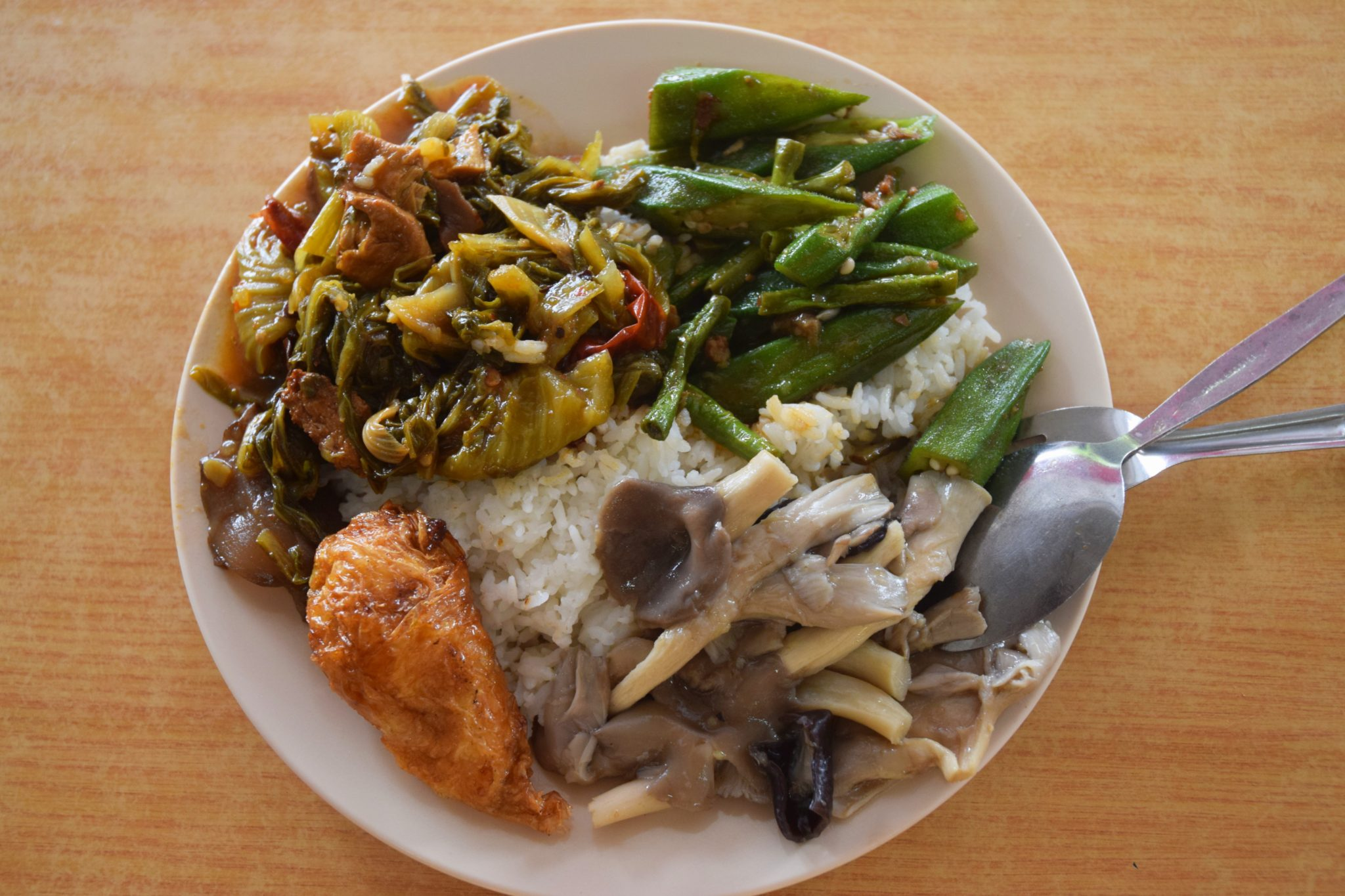 Cafe Scouting: Welcome Vegetarian Cafe