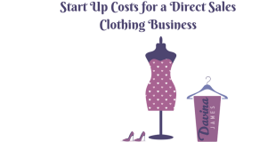 Startup Costs for a Direct Sales Clothing Business