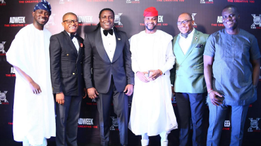 First Photos: Omotola Jalade-Ekeinde, Praiz, DJ Spinall, Gbemi O.O., Fade Ogunro, TeeA, Others Join Other Friends and Family To Celebrate X3M Ideas CEO, Steve Babaeko