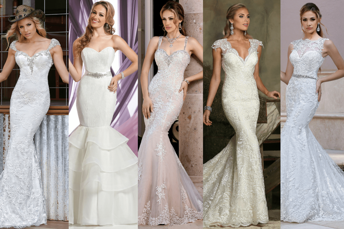 14 Classic Necklines for Your Wedding Gown | DaVinci Bridal Blog