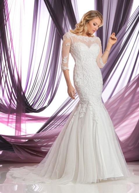 The History of Wedding Gowns: A Brief Review   DaVinci Bridal Blog