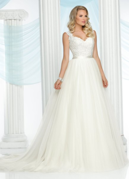 7 Brand New Wedding Gowns