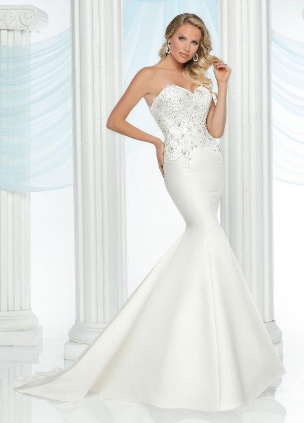 Best Mermaid Wedding Dresses For 2020 Davinci Bridal,Lavender Purple Wedding Dresses