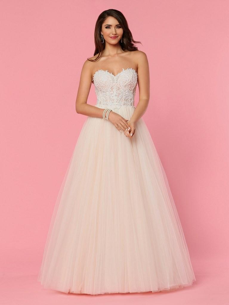 DaVinci Wedding Dresses   Style 50450– DaVinci Bridal Collection ...