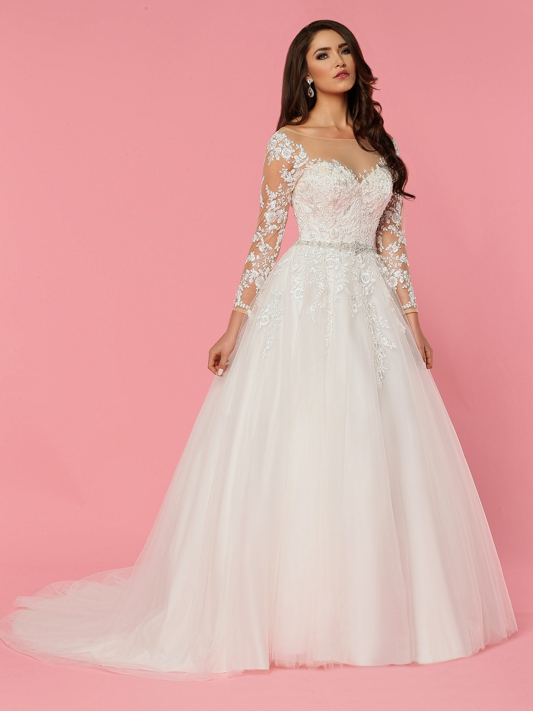 Davinci wedding dresses style 50470 tulle lace davinci davinci wedding dresses style 50470 tulle lace davinci bridal collection ombrellifo Images