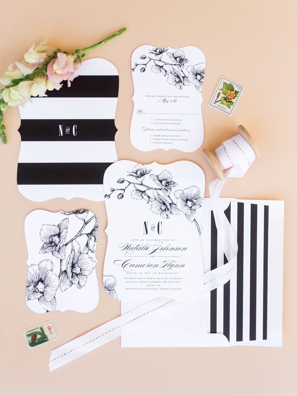 10 Perfect Save-The-Date Invitations For Your Wedding Day | DaVinci ...