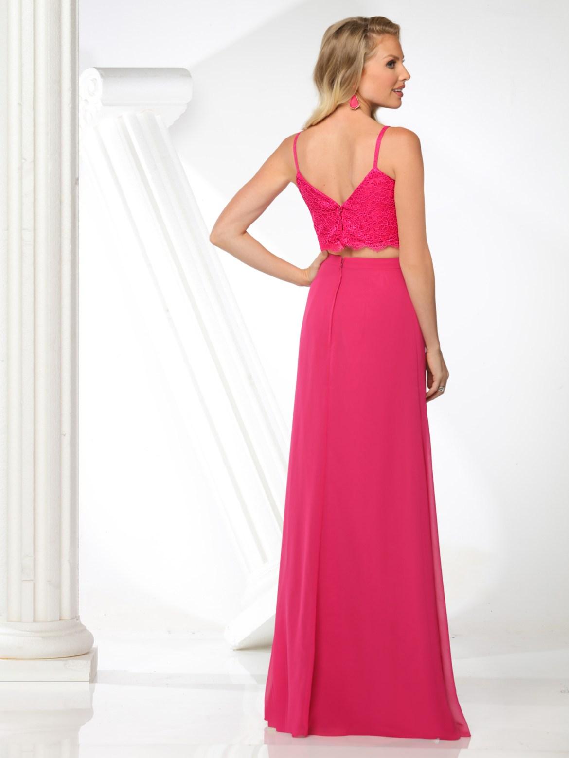 bbab47b5c85 Flirty Floor Length Bridesmaid Dresses